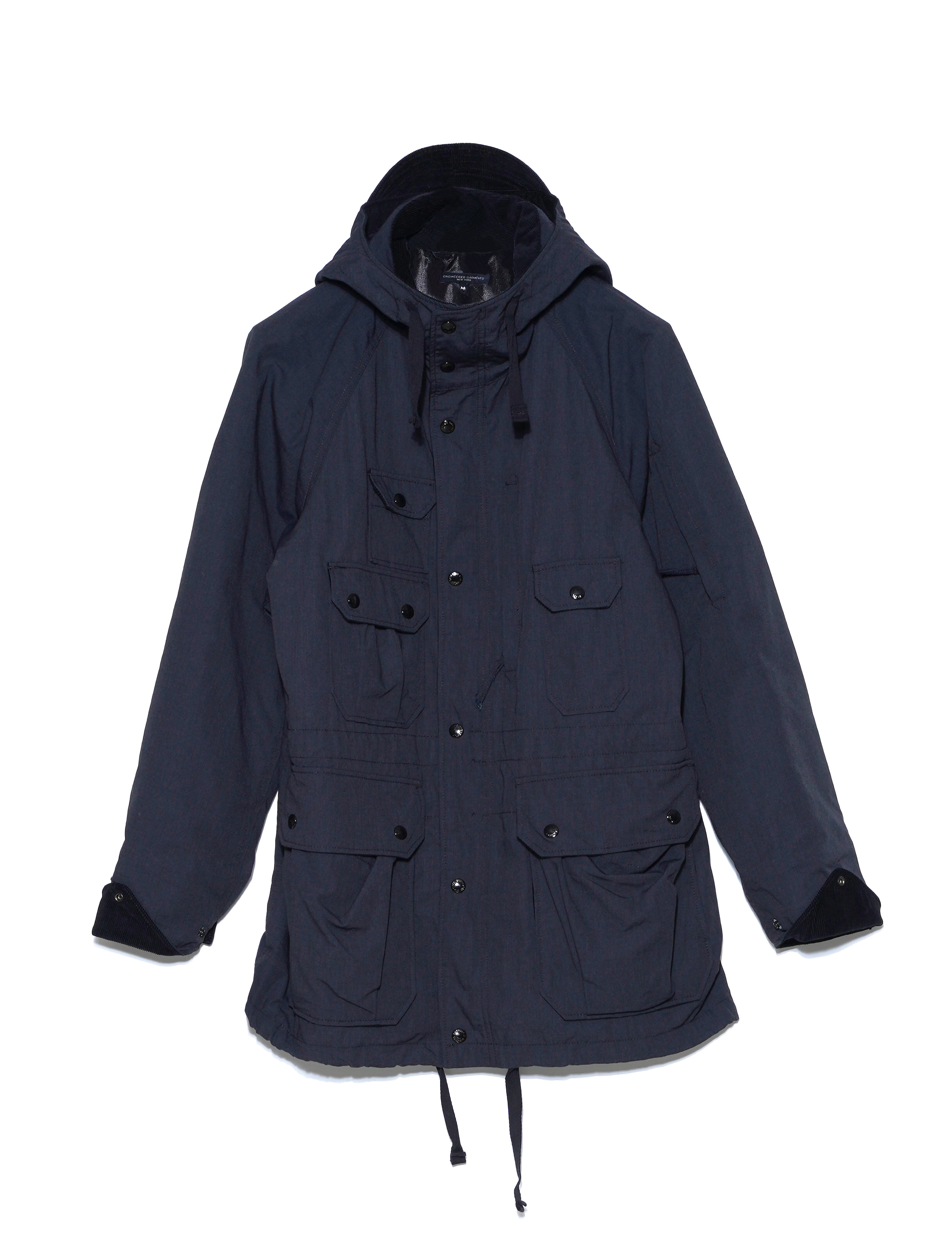 FIELD PARKA (BLACK)