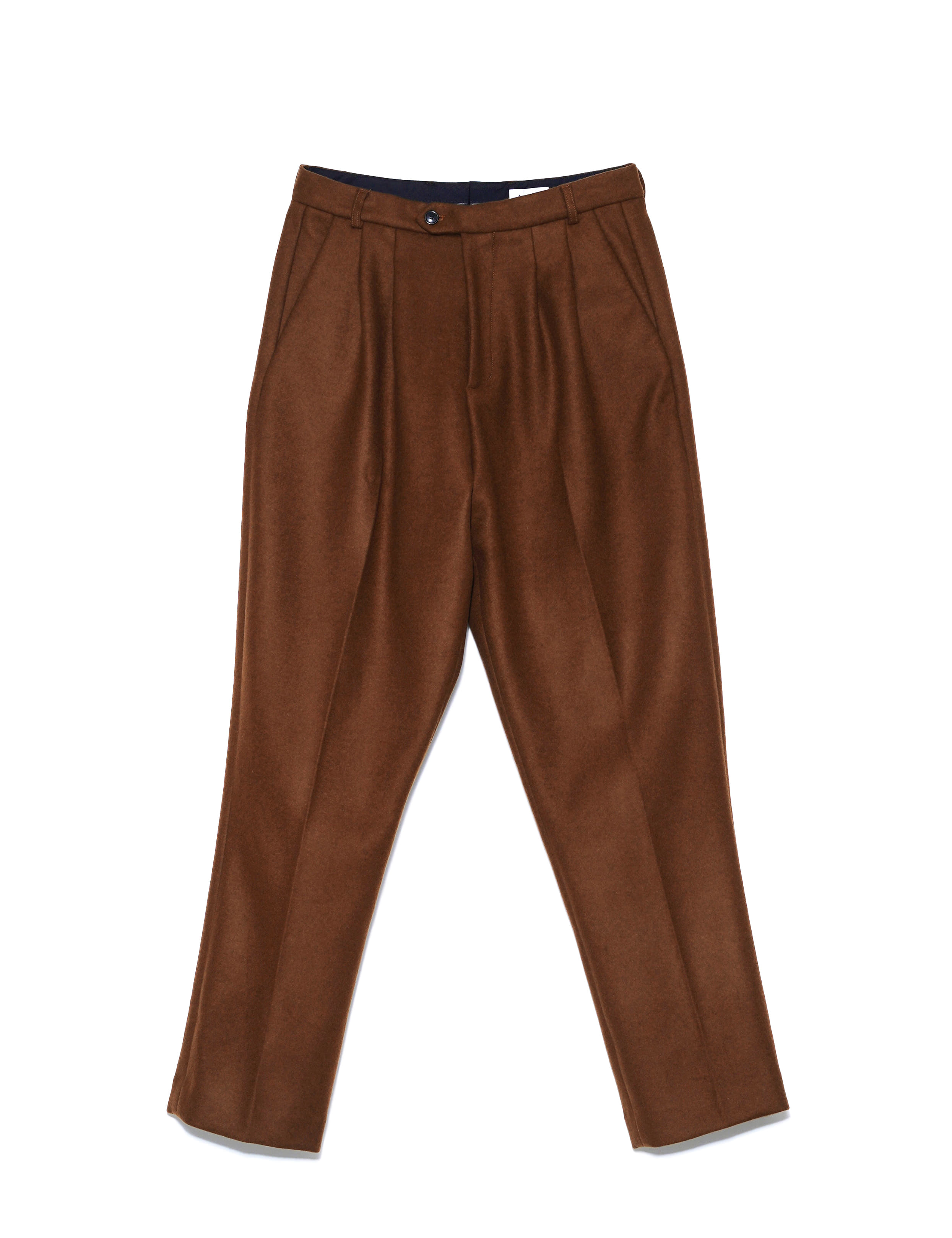 CARTER TROUSERS (TABACCO)