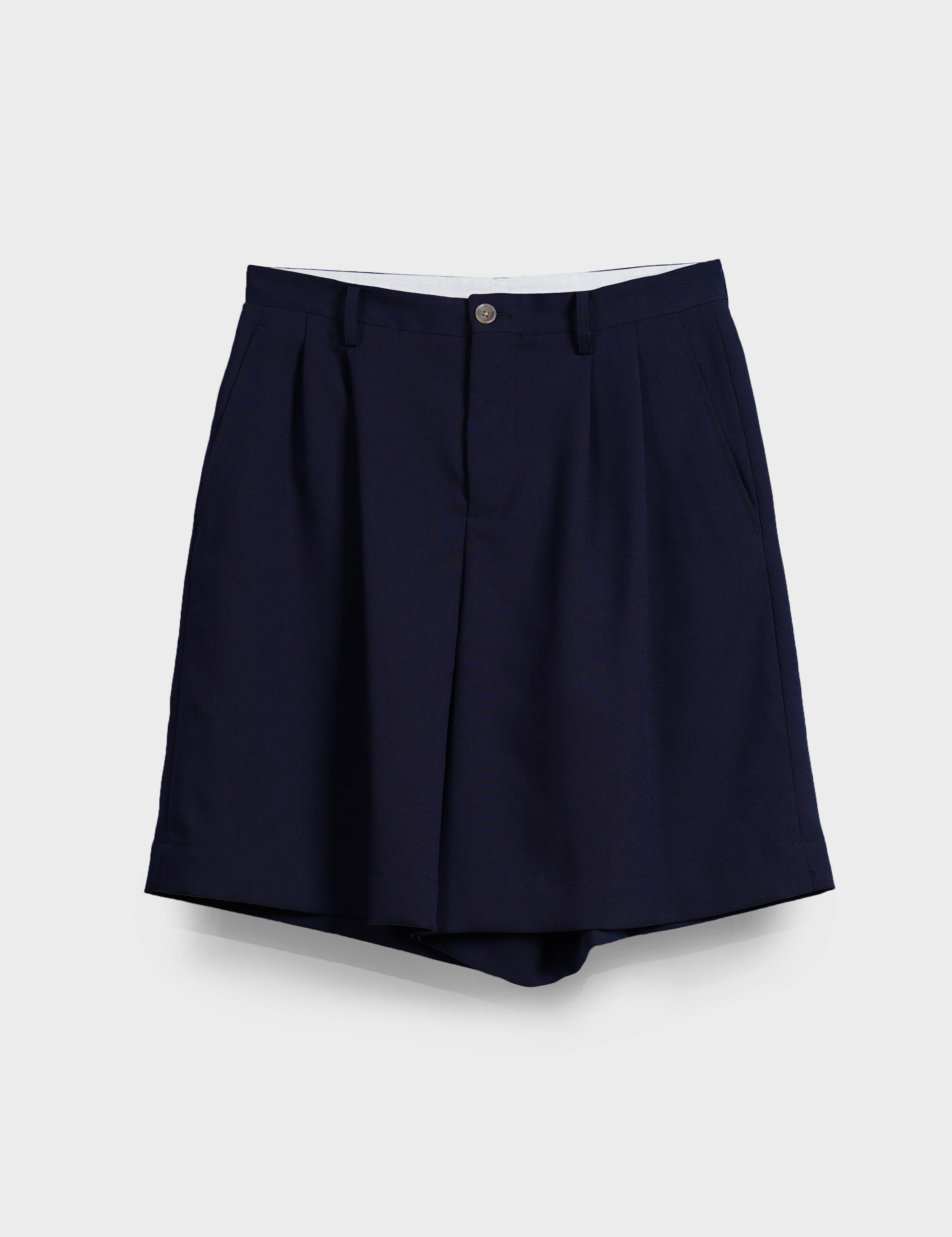 WIDE SHORTS (NAVY)