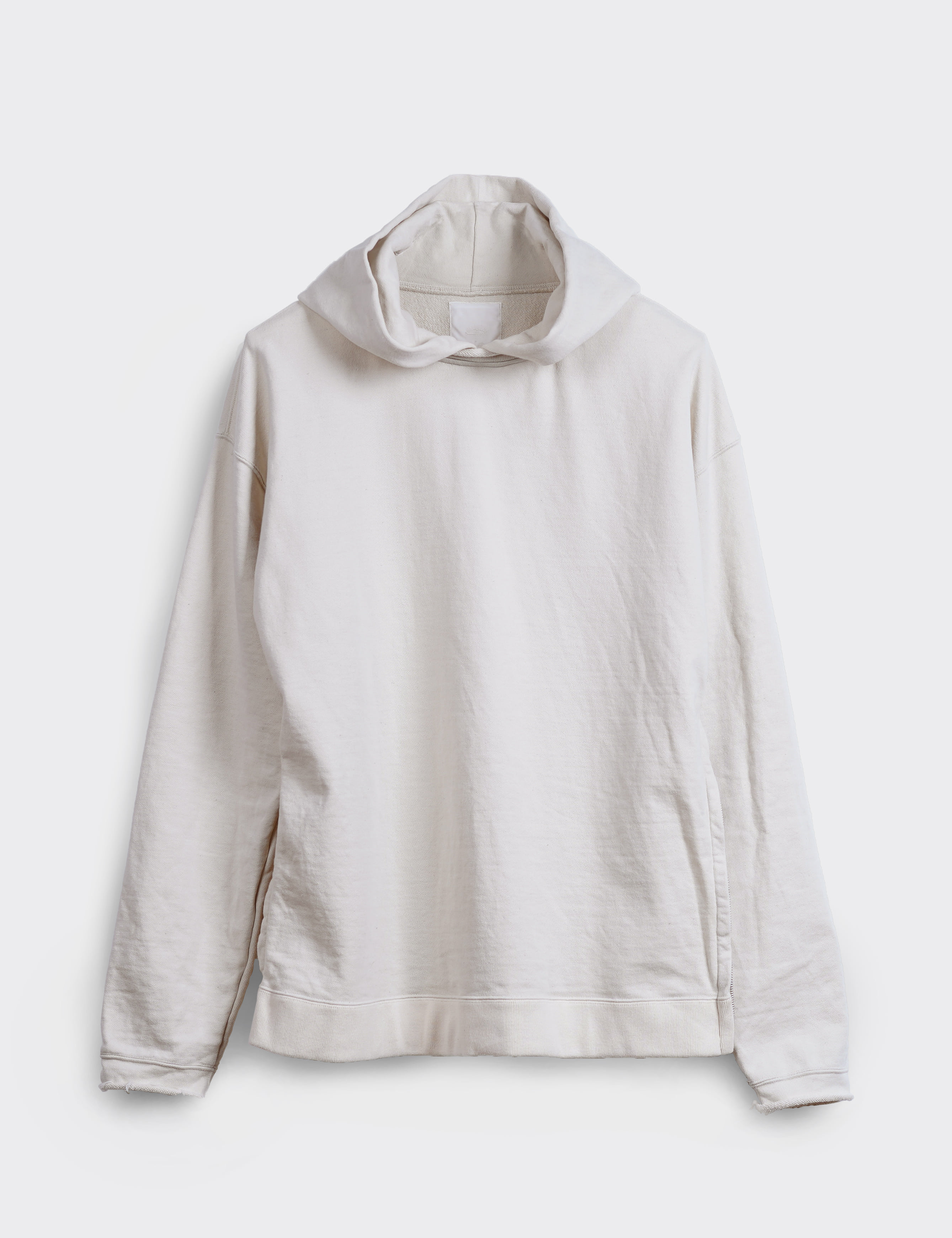 SIDE ZIP PARKA (IVORY)