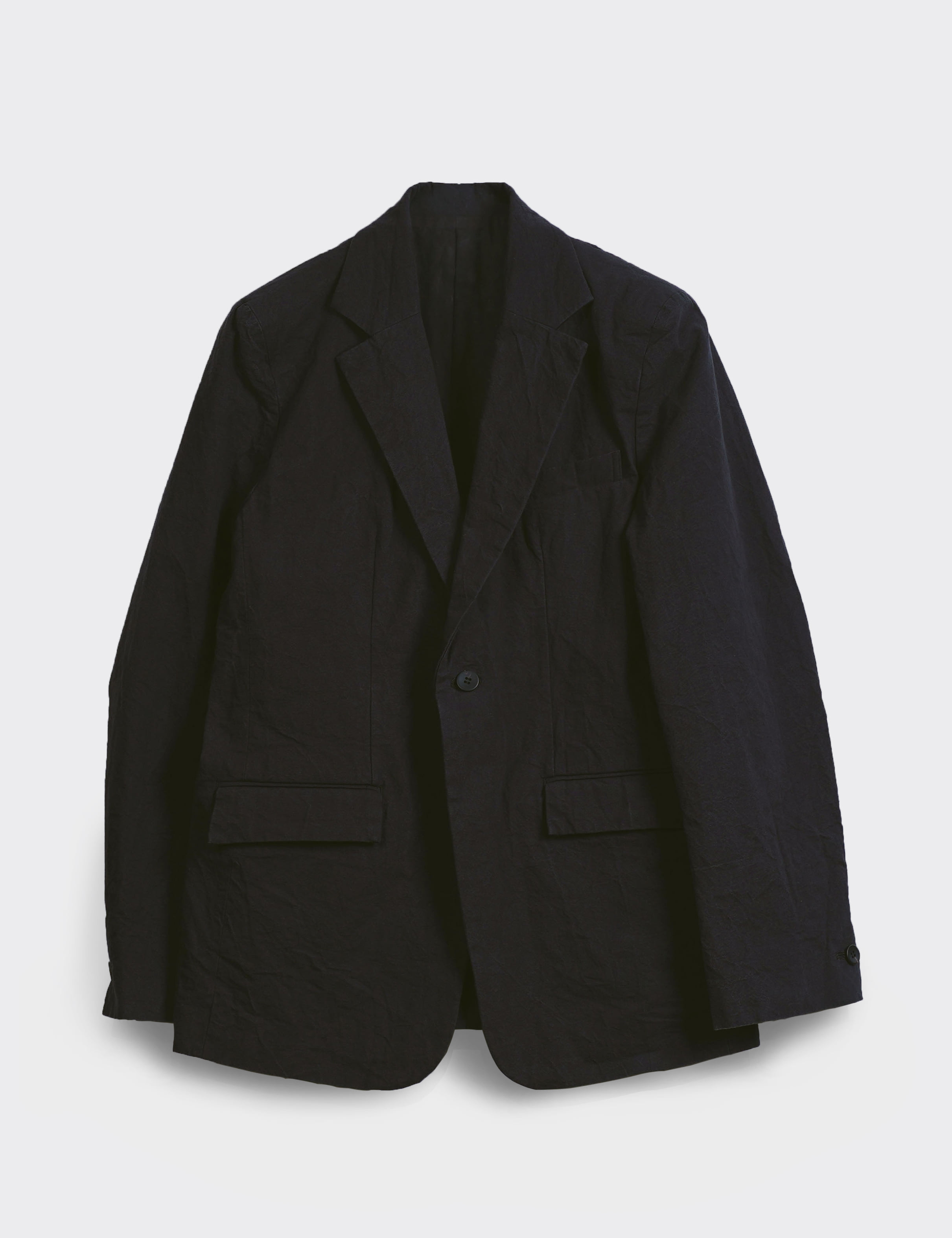 TAILORED JACKET (BLACK)