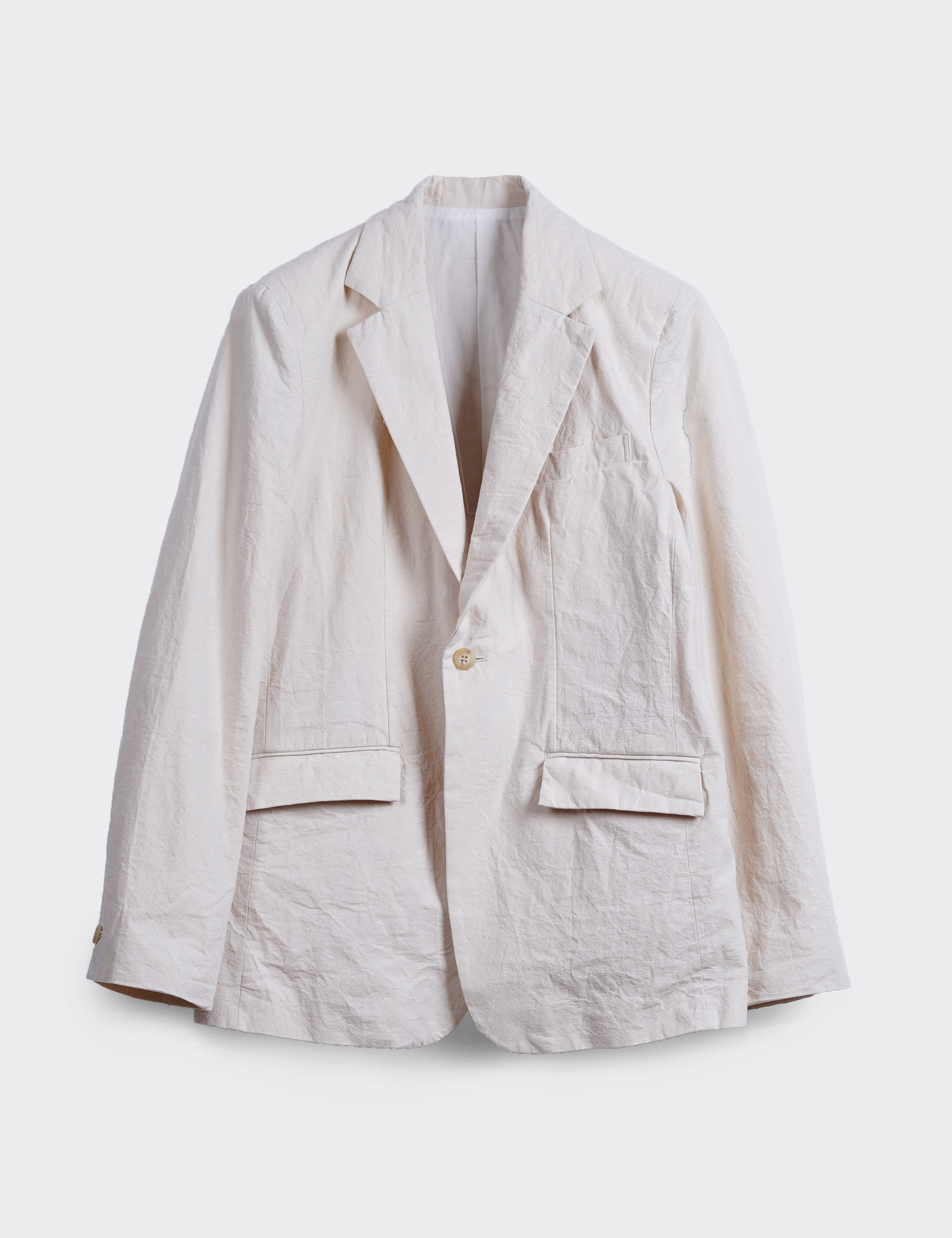 TAILORED JACKET (NATURAL)
