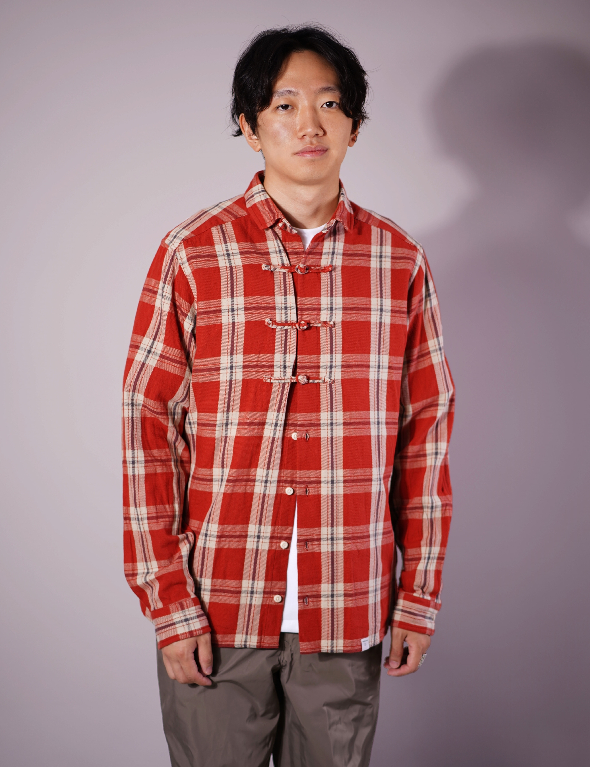 SHIRT 18WB-141 (RED)