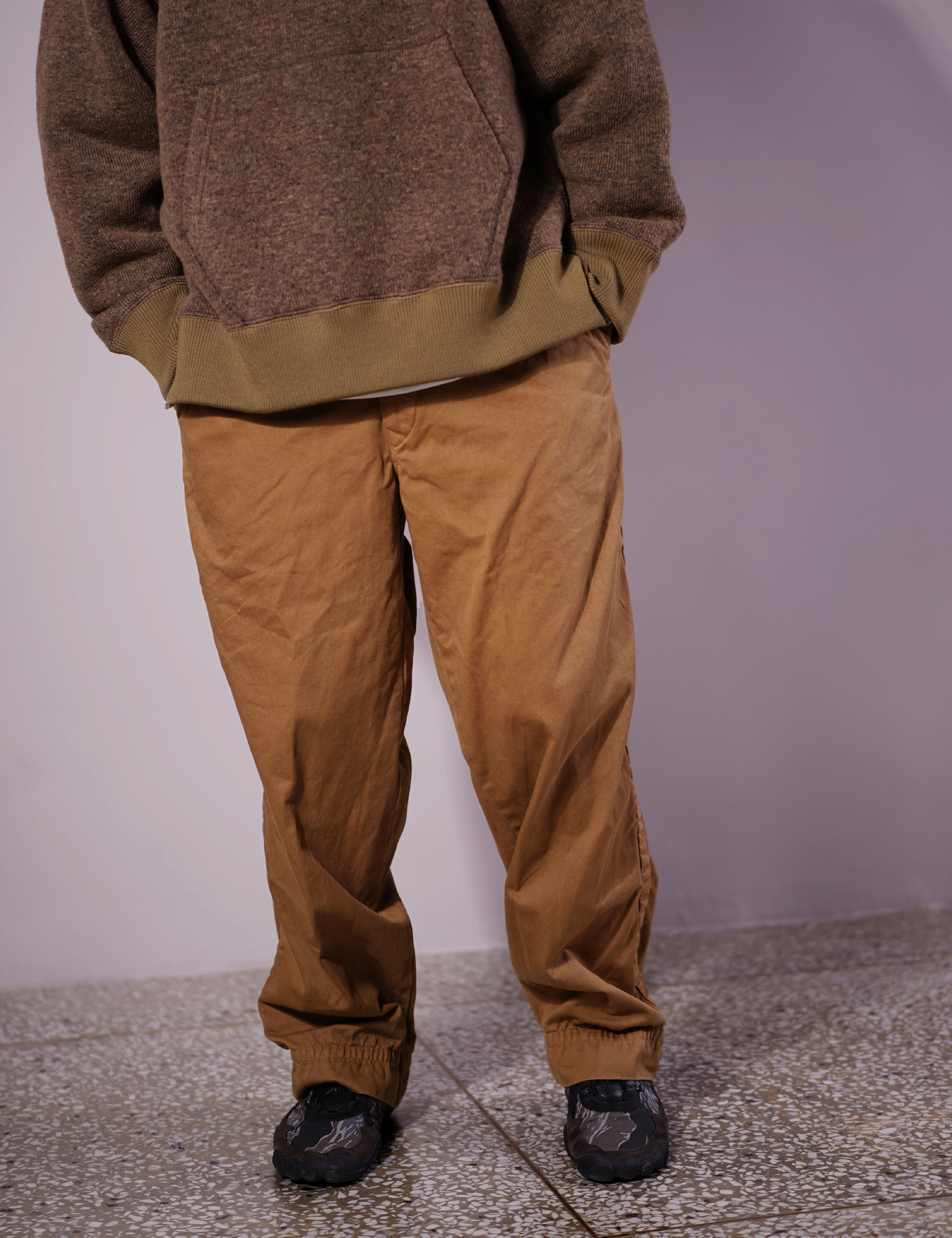 CHINO PANTS (NATURAL BEIGE)