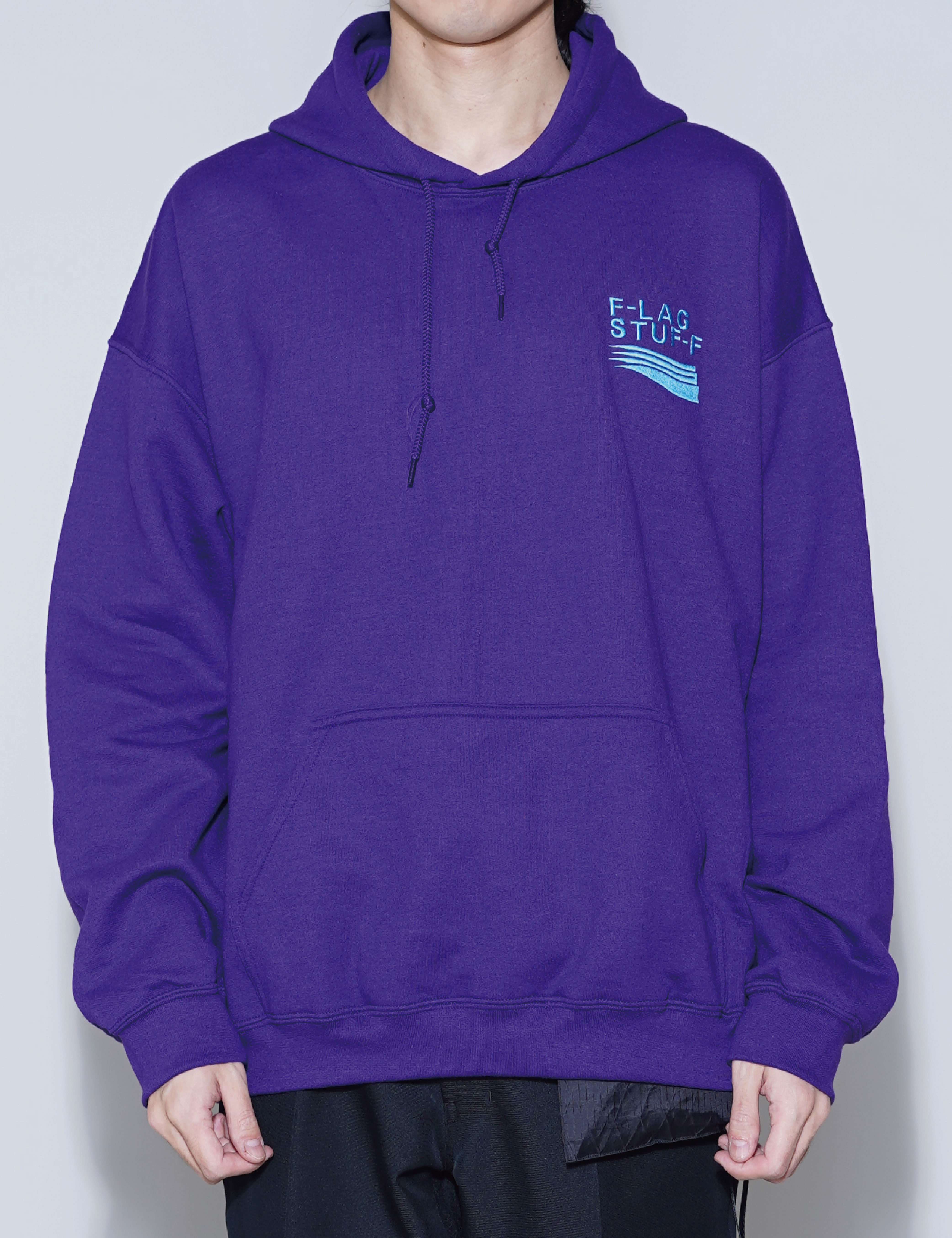 """perfect killers"" HOODIE (PURPLE)"