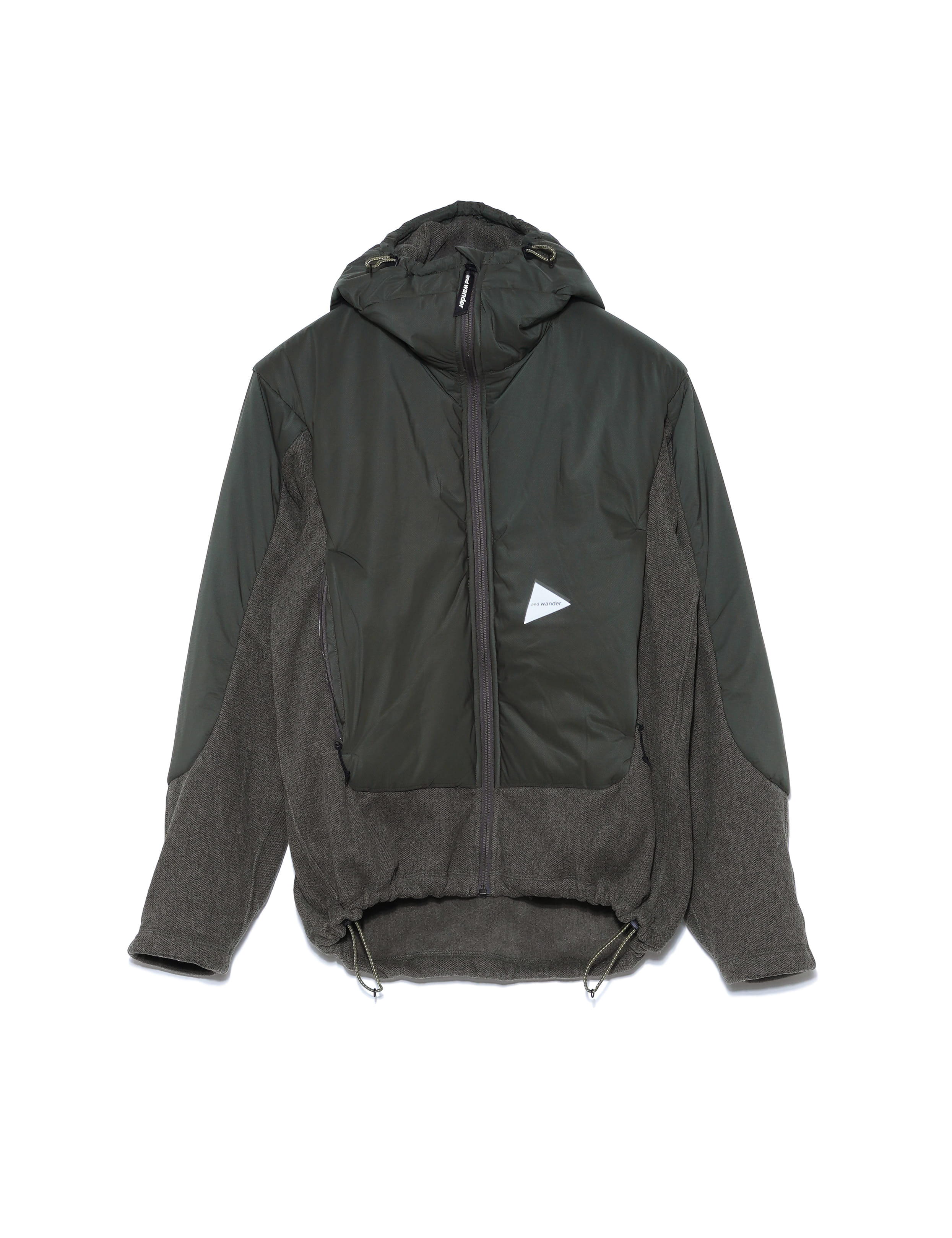 TOP FLEECE JACKET (KHAKI)