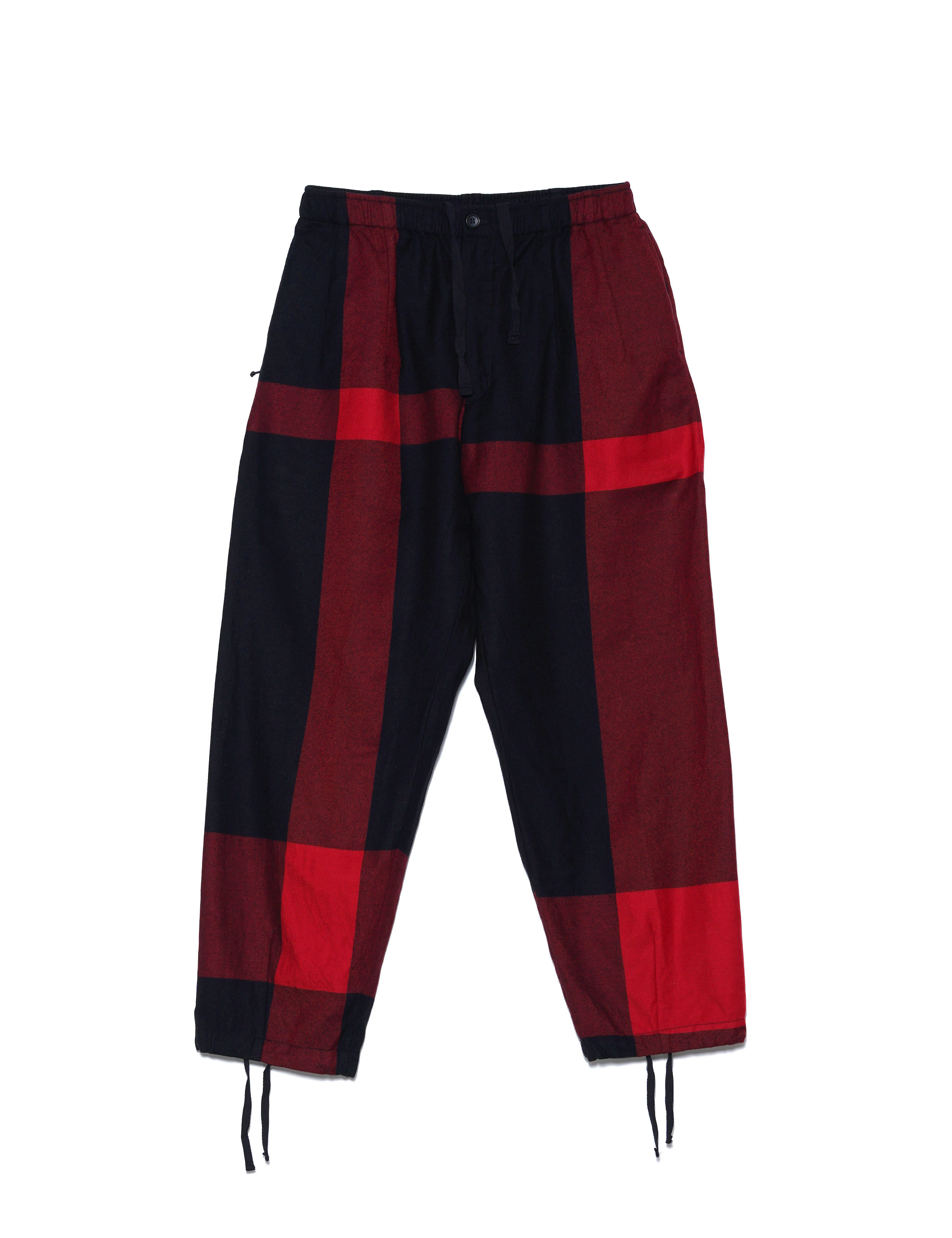 BALLOON PANT (BLACK/RED)