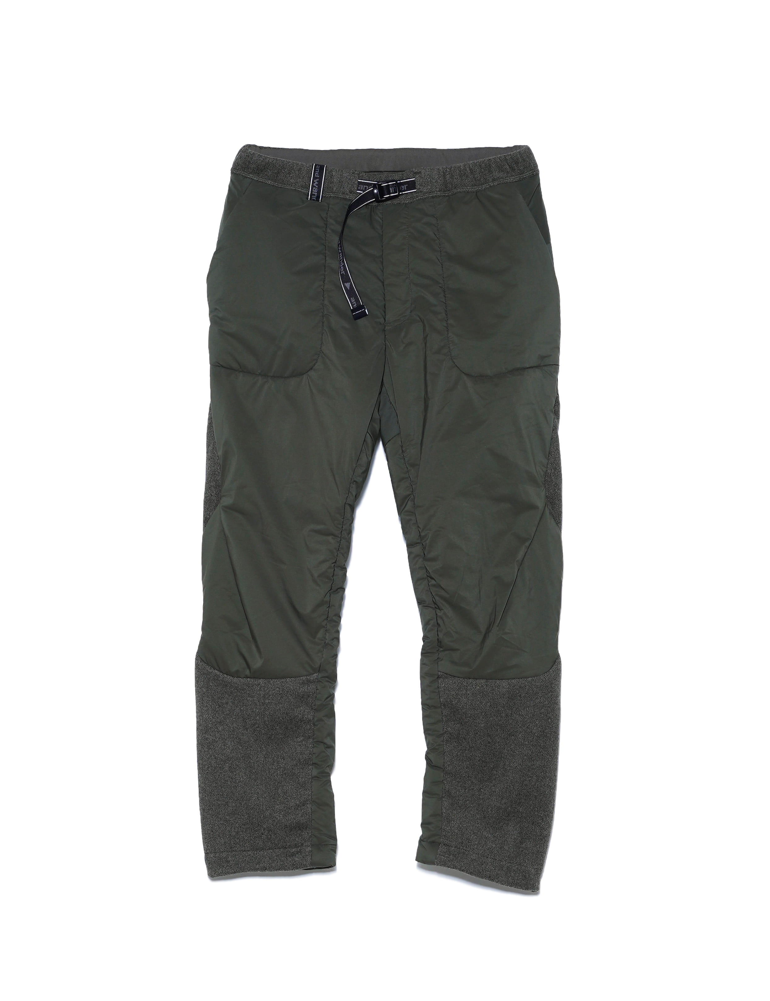 TOP FLEECE PANTS (KHAKI)
