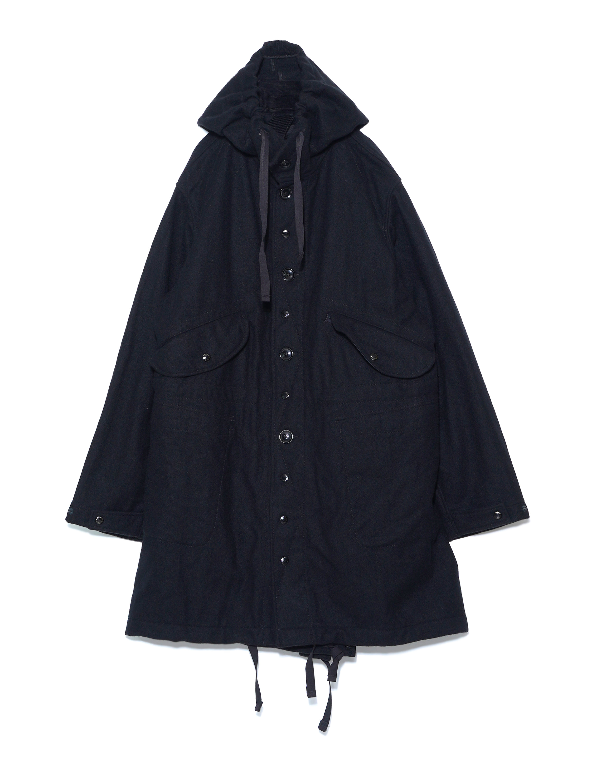 HIGHLAND PARKA (BLACK)