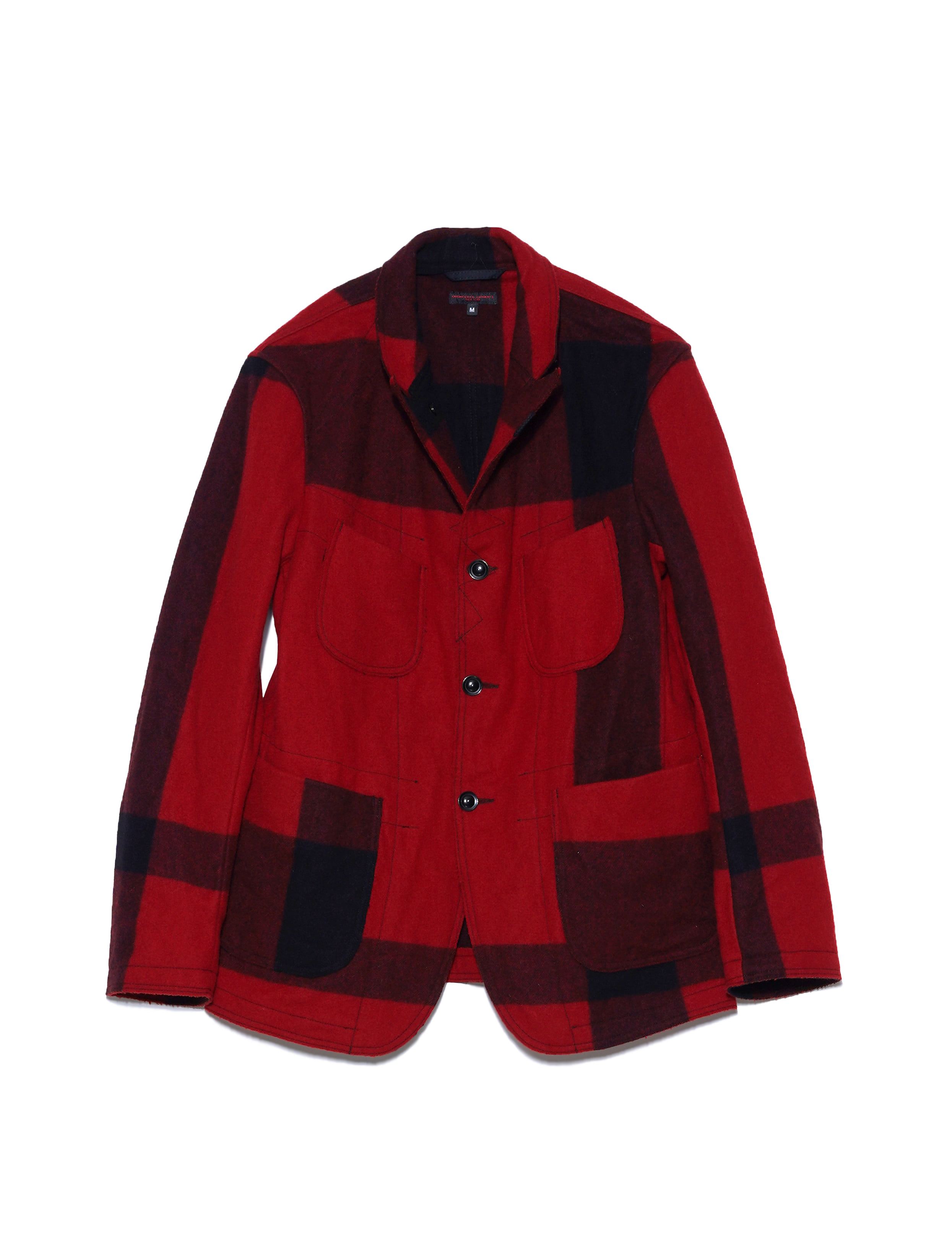 RE BEDFORD JACKET (RED)