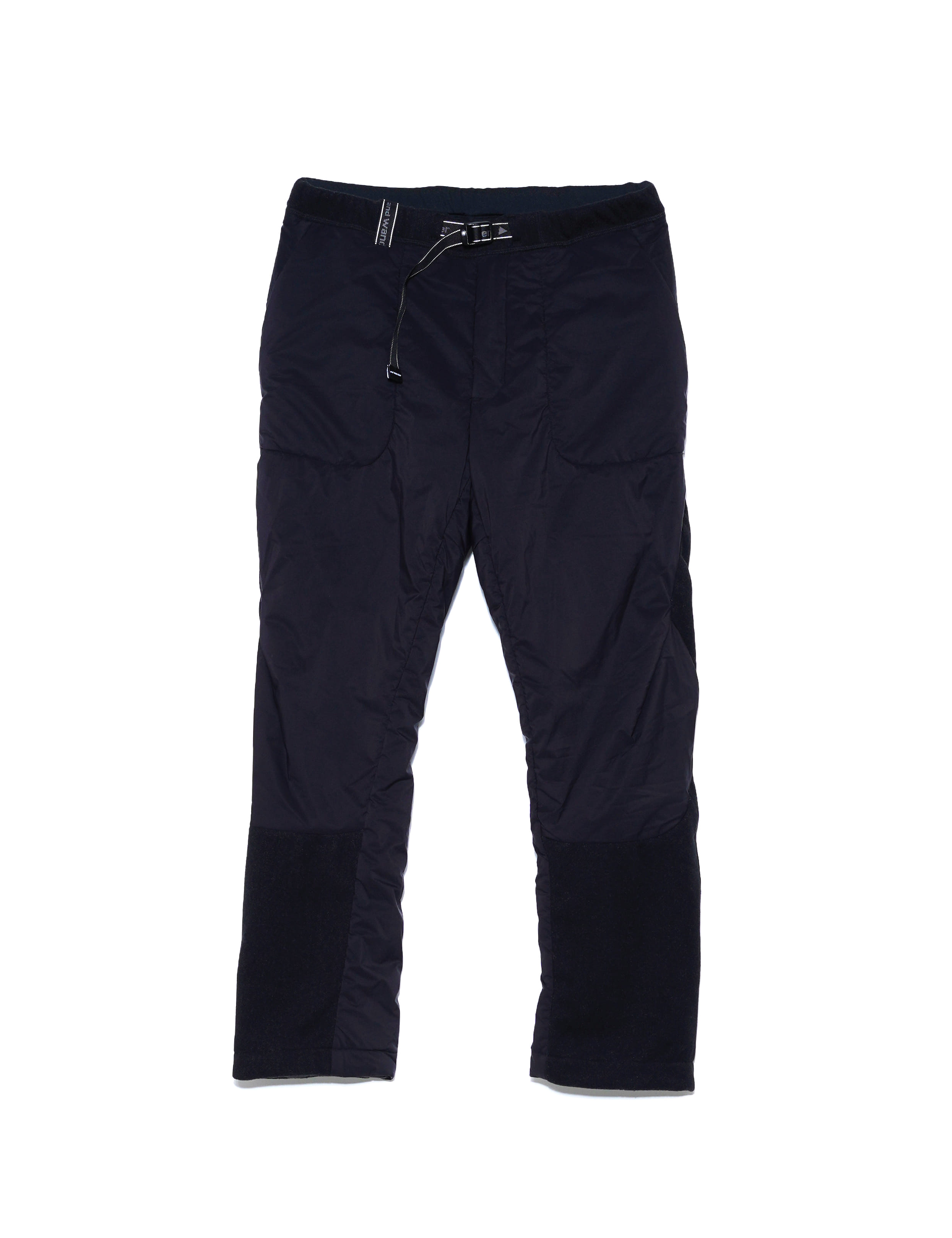 TOP FLEECE PANTS (BLACK)