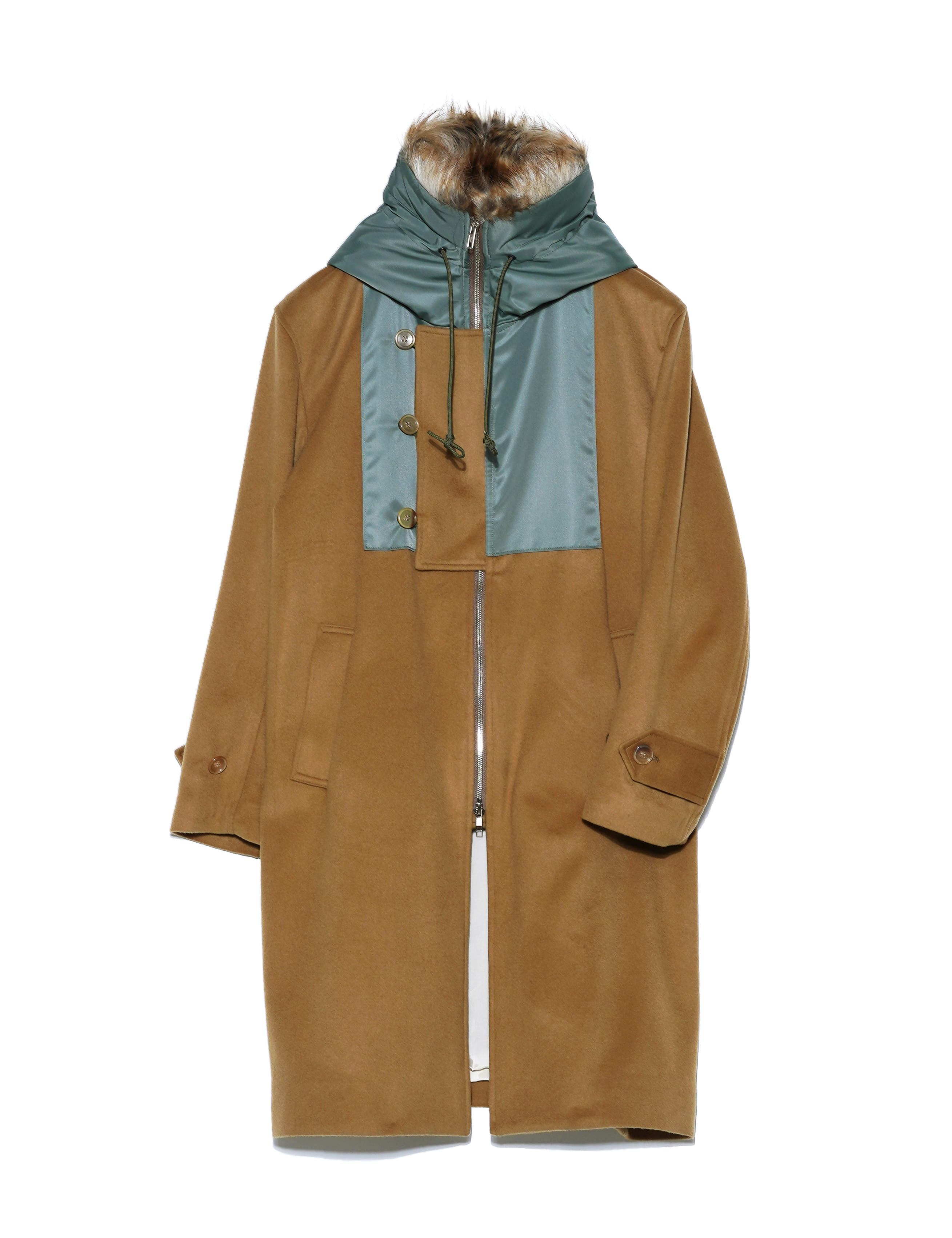 MIX COAT ② (CAMEL)