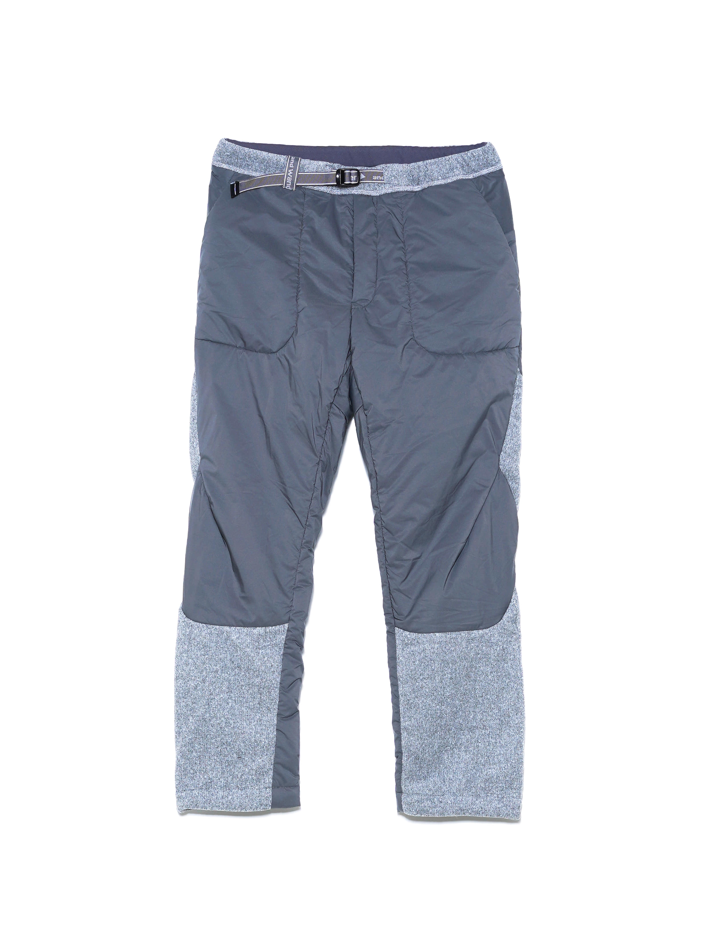 TOP FLEECE PANTS (GRAY)