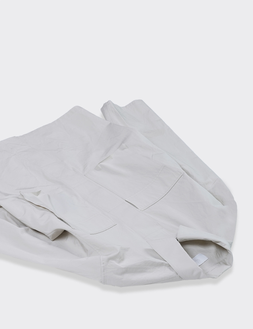 URU : SHIRTS JACKET / TYPE A (IVORY)