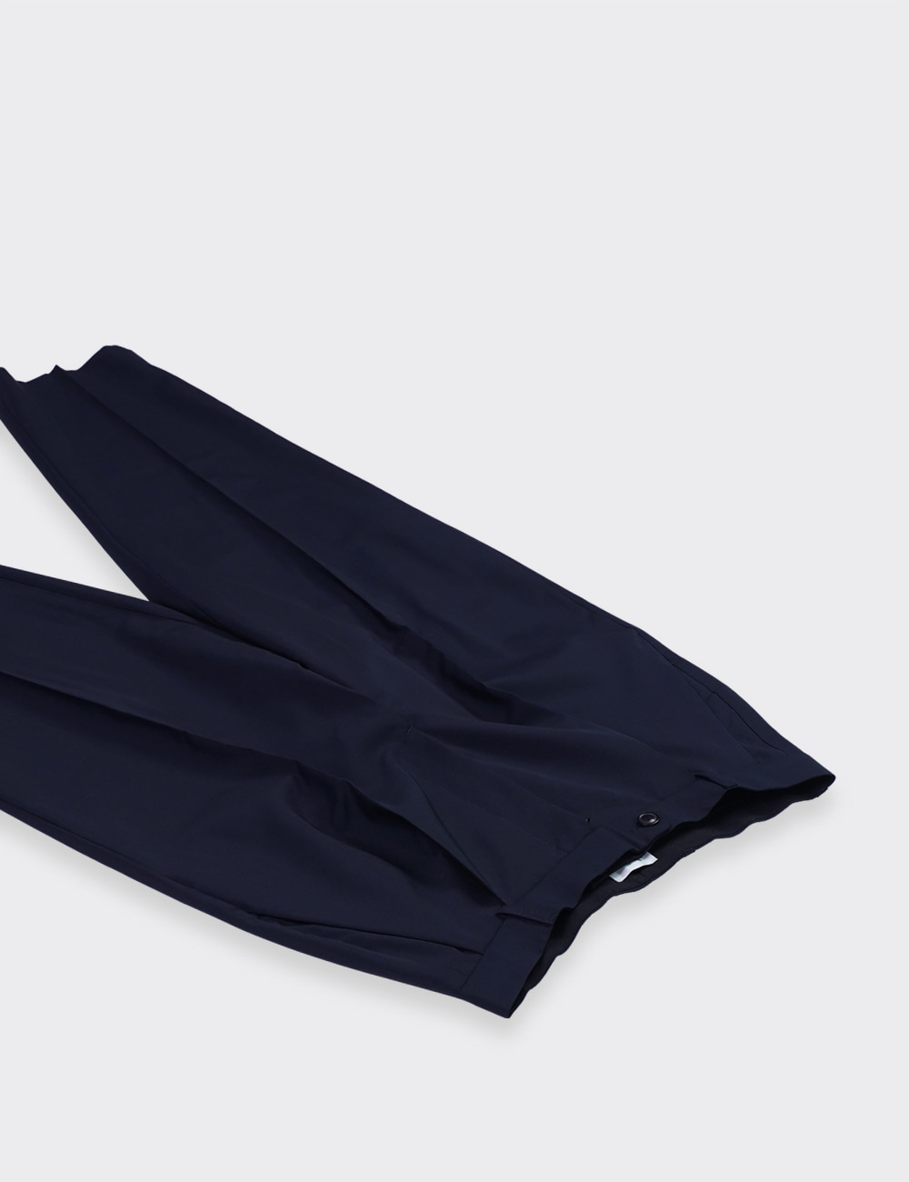 lownn : PANTARON(PANTS) AMPLE V2 (NAVY)