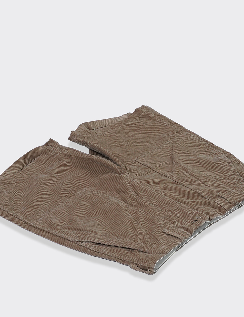 Engineered Garments : FATIGUE SHORT (KHAKI)