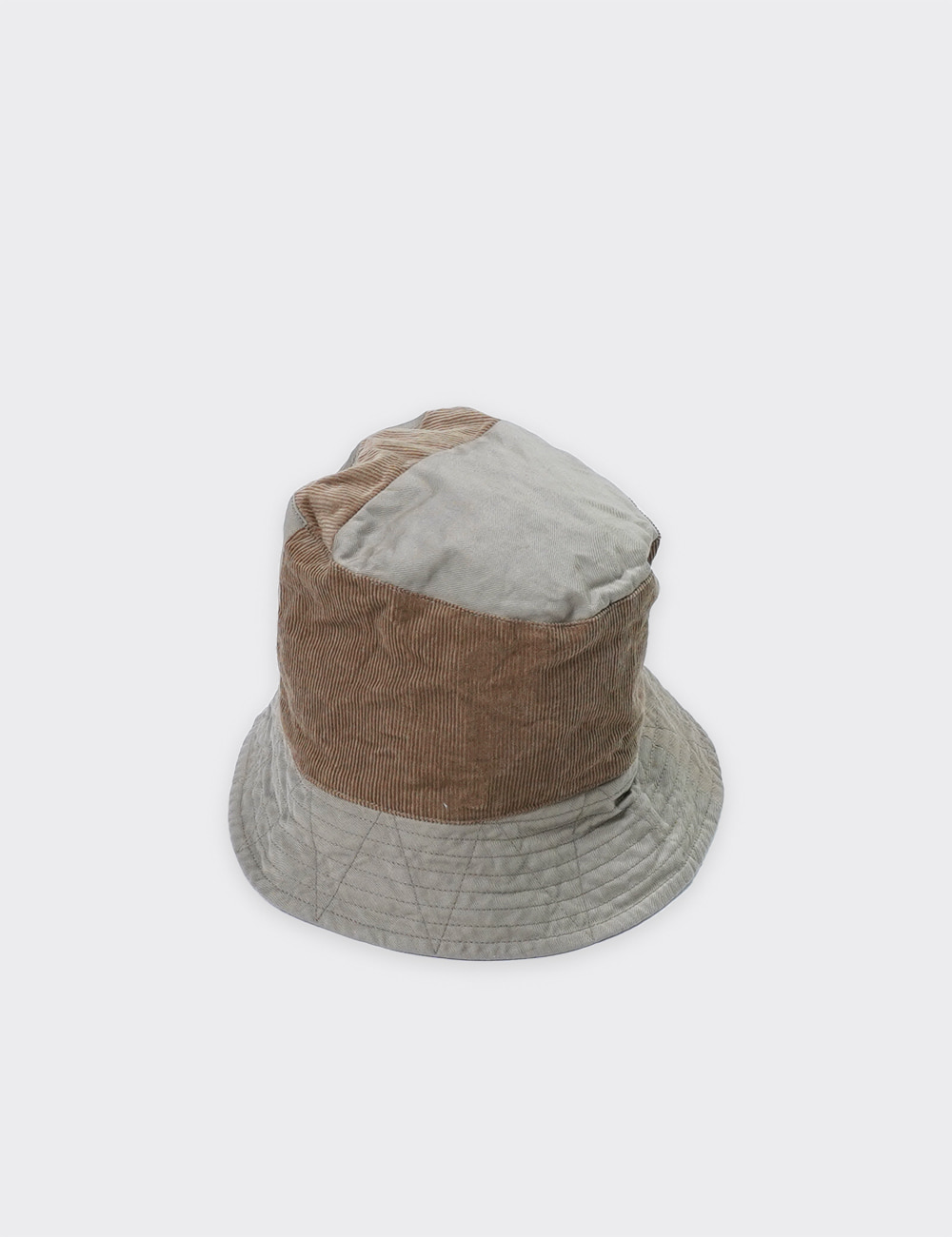 Engineered Garments : BUCKET HAT (KHAKI)