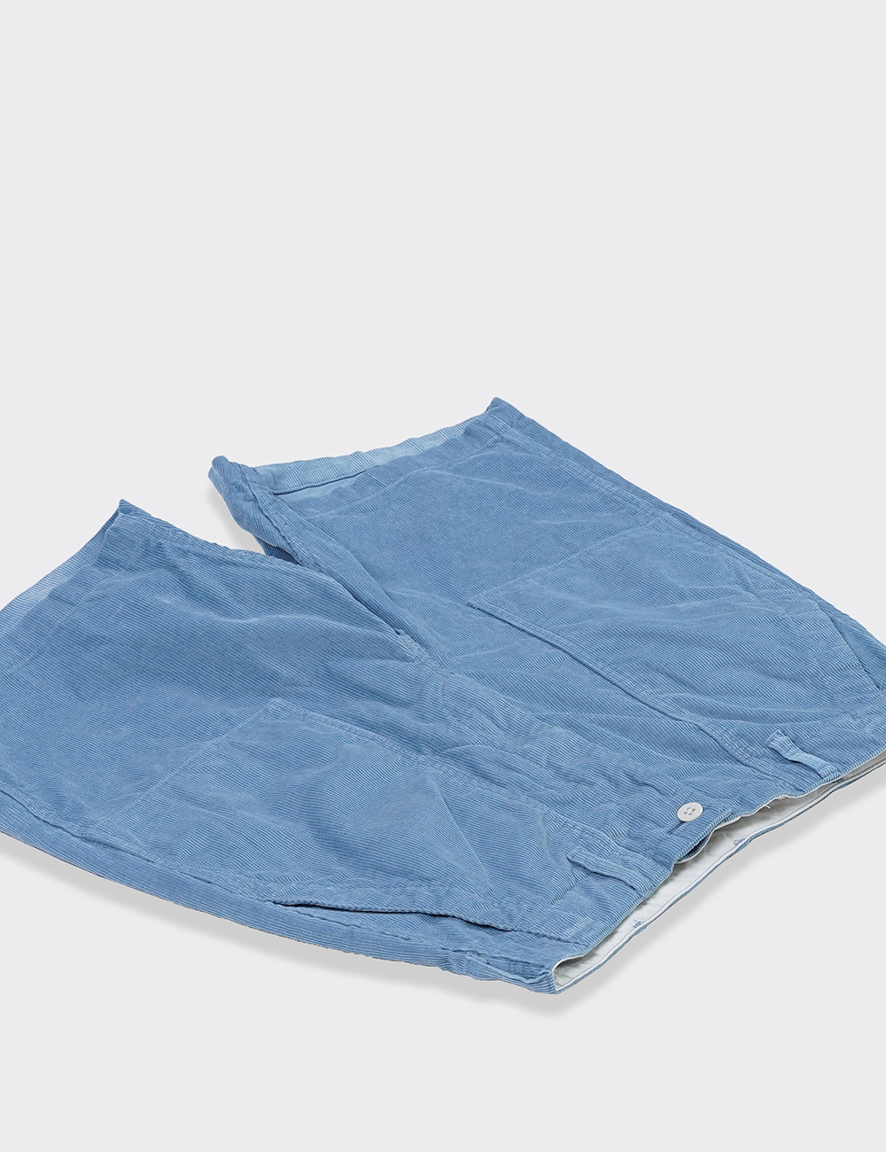 Engineered Garments : FATIGUE SHORT (LT.BLUE)